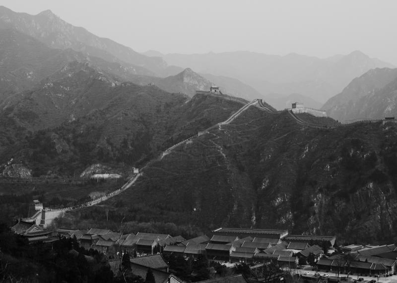 Great Wall B&W